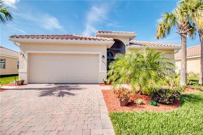 Cape Coral Single Family Home For Sale: 3652 Valle Santa Cir