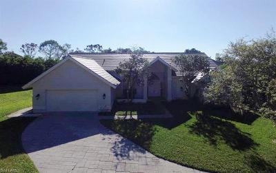 Naples Single Family Home For Sale: 812 Willowwood Ln
