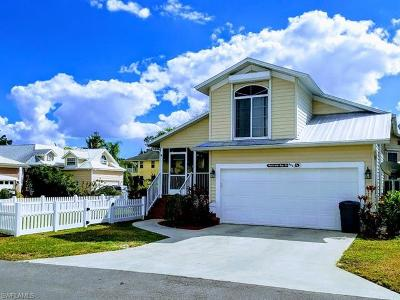 Fort Myers Single Family Home For Sale: 6067 Waterway Bay Dr
