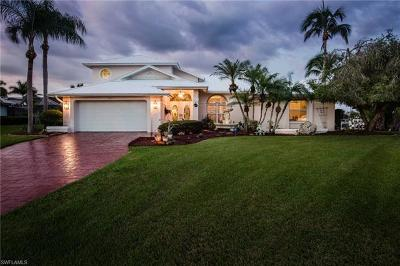 Cape Coral Single Family Home For Sale: 1401 SW 53rd Ln