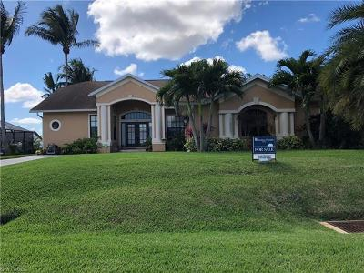 Cape Coral Single Family Home For Sale: 2102 SE 10th Ter