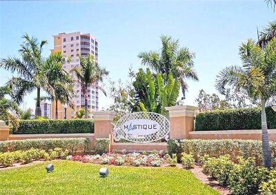 Fort Myers Condo/Townhouse For Sale: 12701 Mastique Beach Blvd #1003