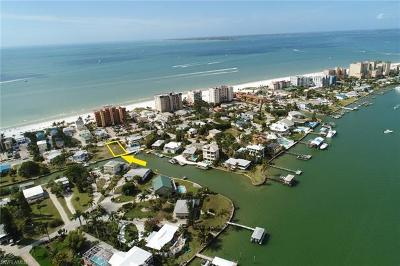 Fort Myers Residential Lots & Land For Sale: 607 Estero Blvd