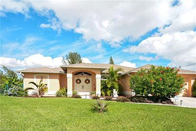 Cape Coral Single Family Home For Sale: 2509 SW 2nd Ter