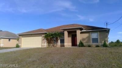 Lehigh Acres FL Single Family Home For Sale: $199,000