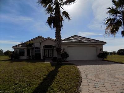 Punta Gorda Isles Single Family Home For Sale: 24479 Tia Ct