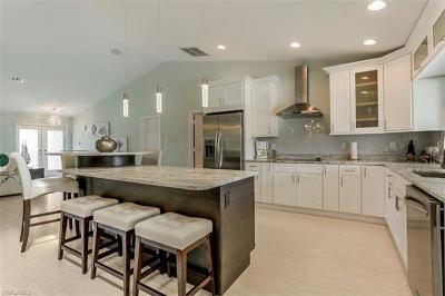 Cape Coral Single Family Home For Sale: 5005 Chiquita Blvd S