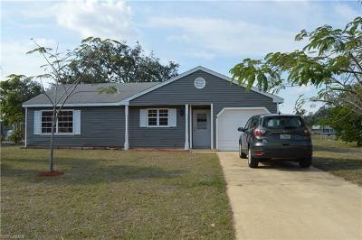 Labelle FL Single Family Home For Sale: $129,900
