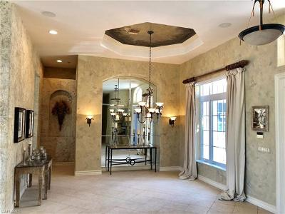 Estero Single Family Home For Sale: 22980 Shady Knoll Dr