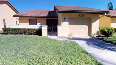 Fort Myers Condo/Townhouse For Sale: 5396 Ashton Cir