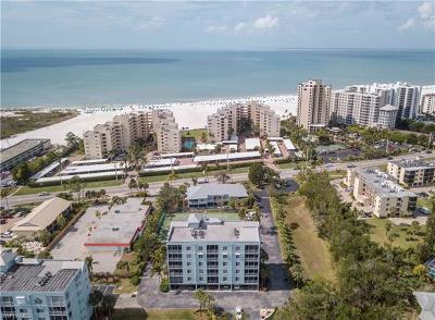 Fort Myers Beach Condo/Townhouse For Sale: 6691 Estero Blvd #502