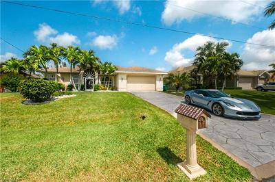 Cape Coral Single Family Home For Sale: 2603 SW 35th Ln