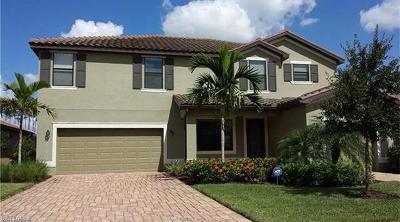 Estero Single Family Home For Sale: 20473 Black Tree Ln
