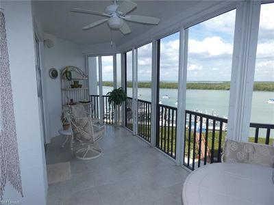 Fort Myers Condo/Townhouse For Sale: 4183 Bay Beach Ln #344