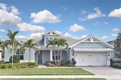 Estero Single Family Home For Sale: 10596 Jackson Square Dr