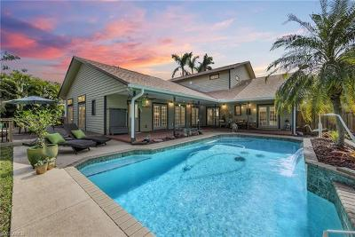 Fort Myers Single Family Home For Sale: 1341 Coconut Dr