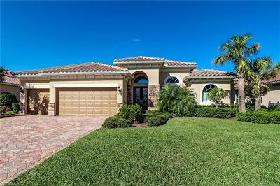 Fort Myers Single Family Home For Sale: 12826 Guildford Ter
