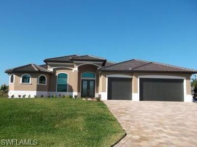 Cape Coral Single Family Home For Sale: 1414 NW 39th Ave