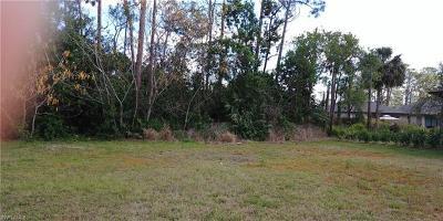 Bonita Springs Residential Lots & Land For Sale: 27783 Washington St