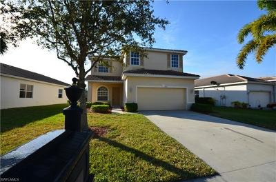 Cape Coral Single Family Home For Sale: 2715 Blue Cypress Lake Ct