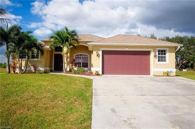 Cape Coral FL Single Family Home For Sale: $315,000