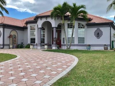 Cape Coral Single Family Home For Sale: 2914 SW 38th Ter