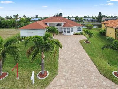 Cape Coral Single Family Home For Sale: 3309 SW 28th Ave