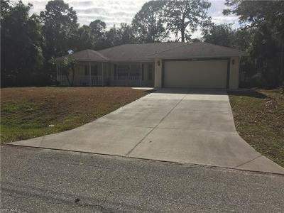 North Port Single Family Home For Sale: 3225 Homewood Ave