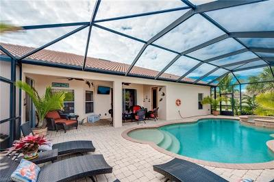 Cape Coral Single Family Home For Sale: 1917 SW 12th Ter