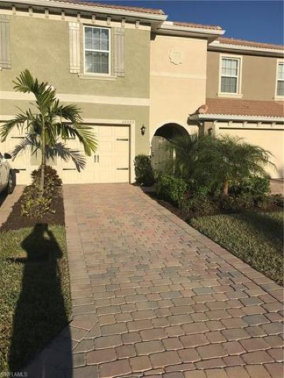 Fort Myers Condo/Townhouse For Sale: 12523 Hammock Cove Blvd