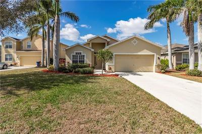 Fort Myers Single Family Home For Sale: 14048 Danpark Loop