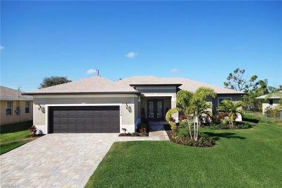 Cape Coral Single Family Home For Sale: 3804 SW 20th Ave
