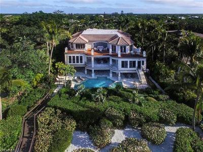 Sanibel FL Single Family Home For Sale: $7,995,000