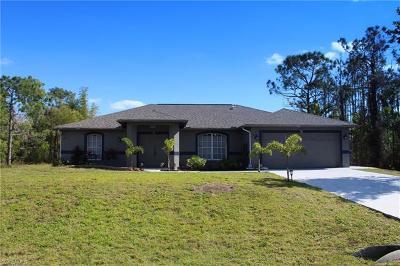 Lehigh Acres FL Single Family Home For Sale: $225,000