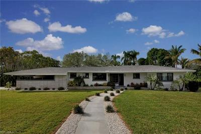 Fort Myers Single Family Home For Sale: 3486 Avocado Dr