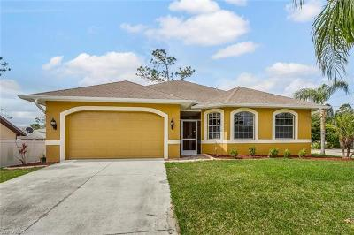 Fort Myers Single Family Home For Sale: 17368 Georgia Rd