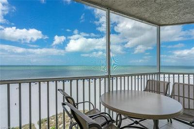 Fort Myers Beach Condo/Townhouse For Sale: 6620 Estero Blvd #1006