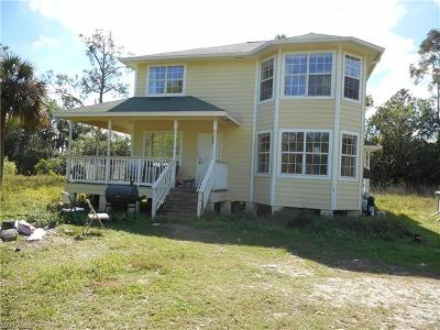 Fort Myers Single Family Home For Sale: 10240 Angus Ln