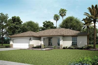 Cape Coral Single Family Home For Sale: 3732 SW Santa Barbara Pl