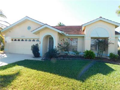 Fort Myers Single Family Home For Sale: 12901 Kelly Sands Way