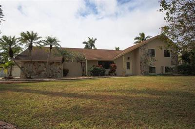Fort Myers FL Single Family Home For Sale: $429,900