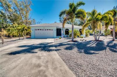 St. James City Single Family Home For Sale: 3872 Stabile Rd