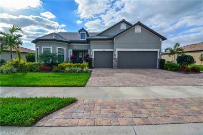 Estero Single Family Home For Sale: 20550 Wilderness Ct