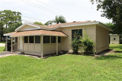 Fort Myers Single Family Home For Sale: 2103 South St