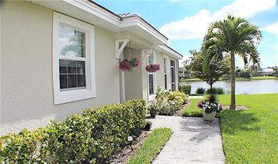 Cape Coral Single Family Home For Sale: 2632 Anguilla Dr
