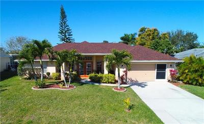 Cape Coral Condo/Townhouse For Sale: 4346 SW 18th Pl