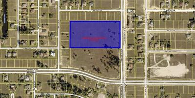 Cape Coral Commercial Lots & Land For Sale: 20 Chiquita Blvd N