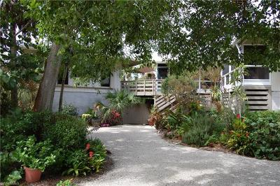 Sanibel Single Family Home For Sale: 1973 Wild Lime Dr