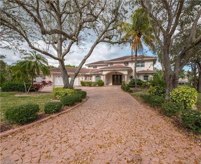 Cape Coral Single Family Home For Sale: 1808 Piccadilly Cir
