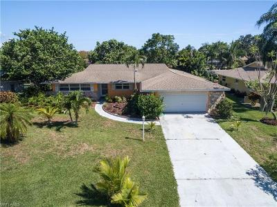 Cape Coral Single Family Home For Sale: 734 SE 43rd Ter